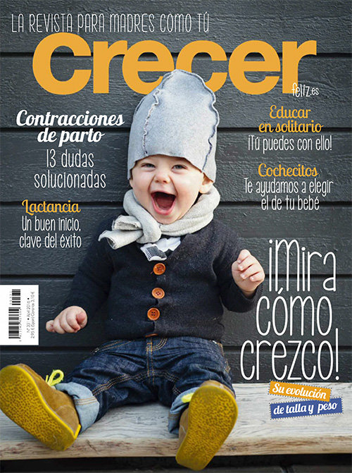 Spanje crecesfeliz cover april 2016