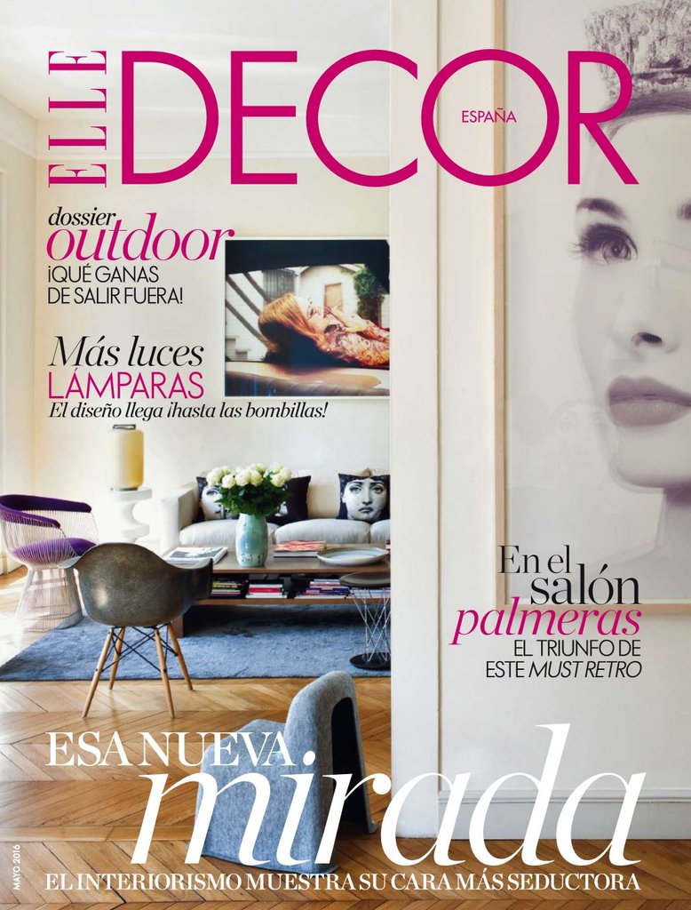 Spanje elledecor mei 2016 cover