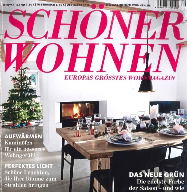 De schoner wonen november 2016 cover