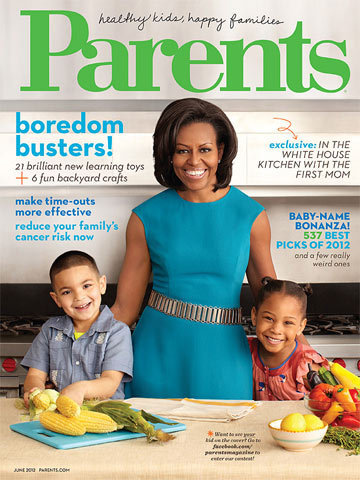 Parents magazine cover   june 2012