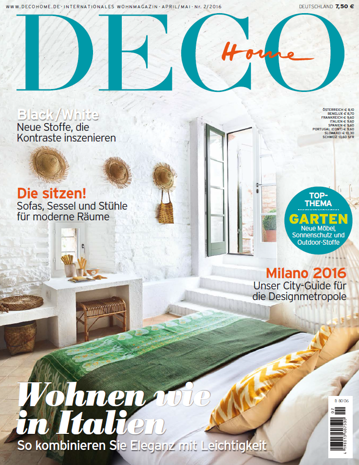 Duitsland decohome april 2016 cover