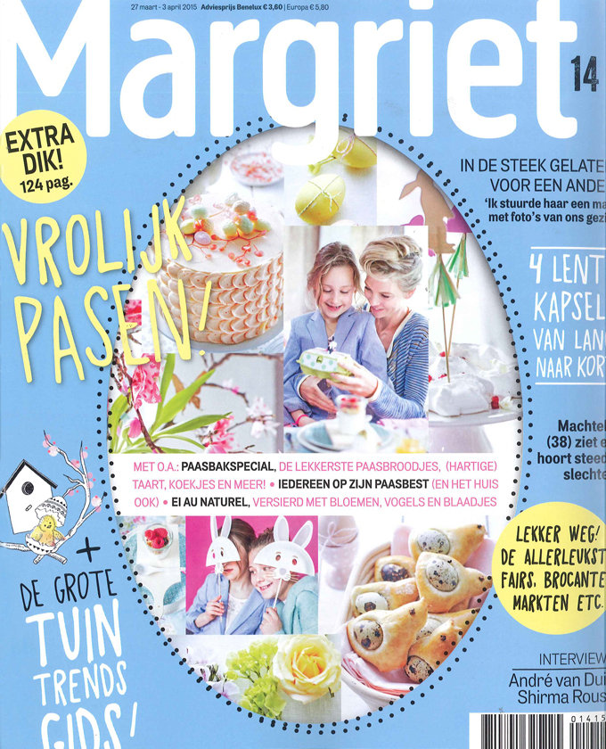 March2015 margriet cover
