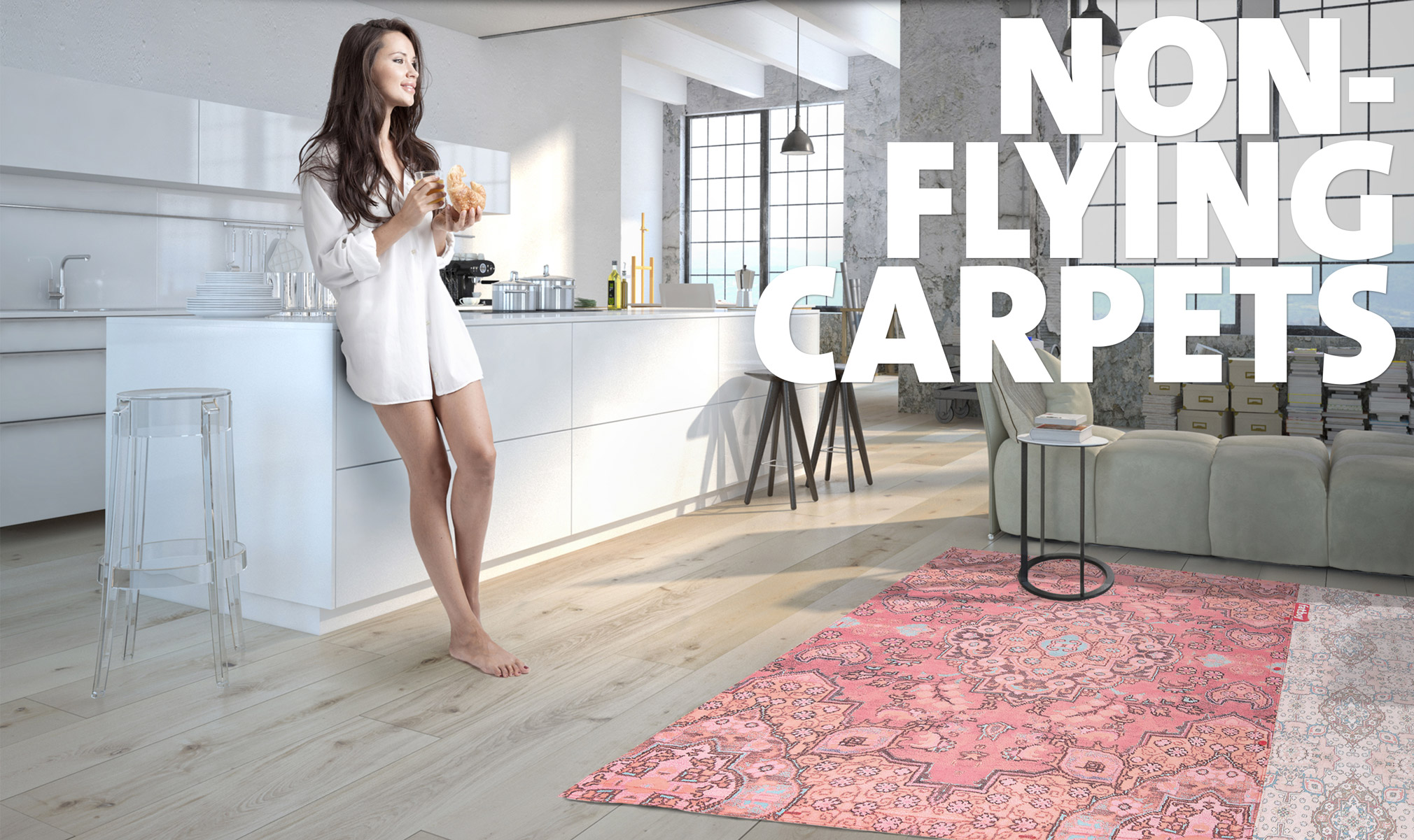 Non-flying Carpet | Fatboy